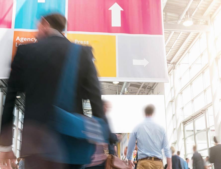 Exclusive trade fair transfer to trade fair in Baden-Baden