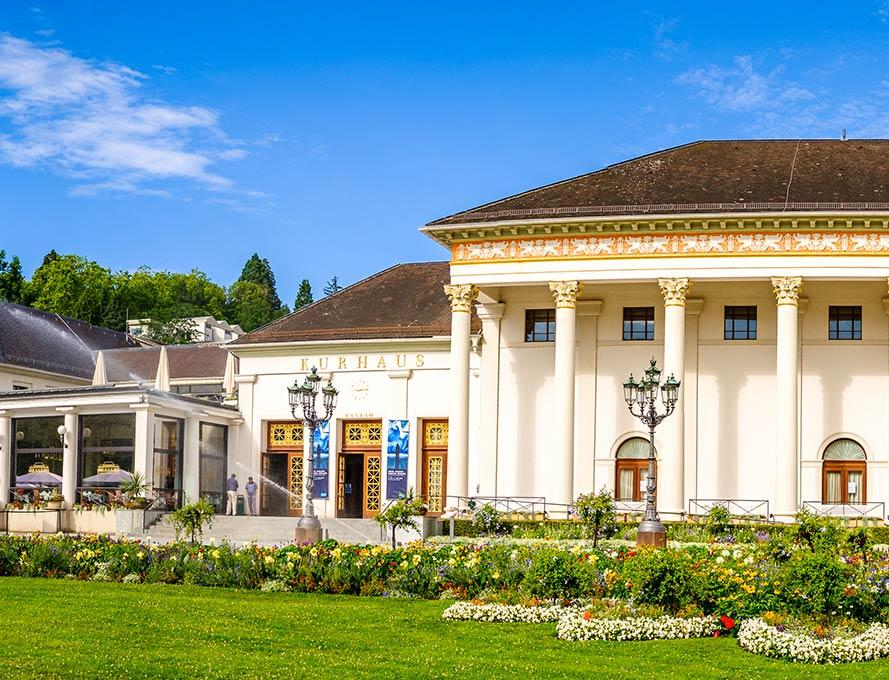 The Theater in Baden Baden