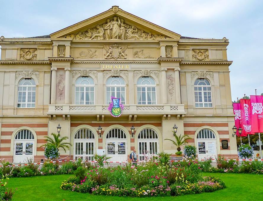 The Theatre in Baden Baden