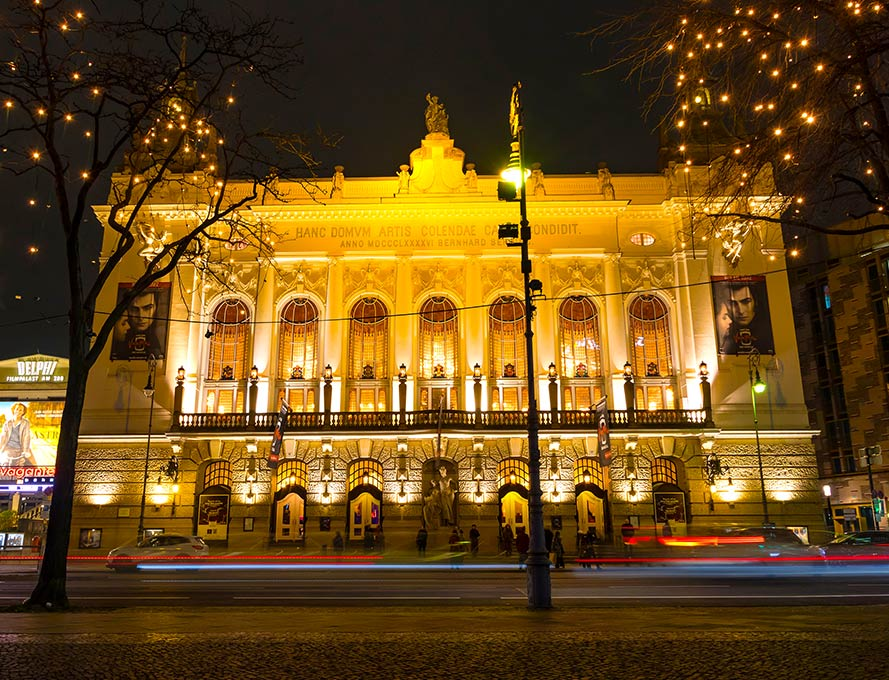 Theater des Westens in Berlin