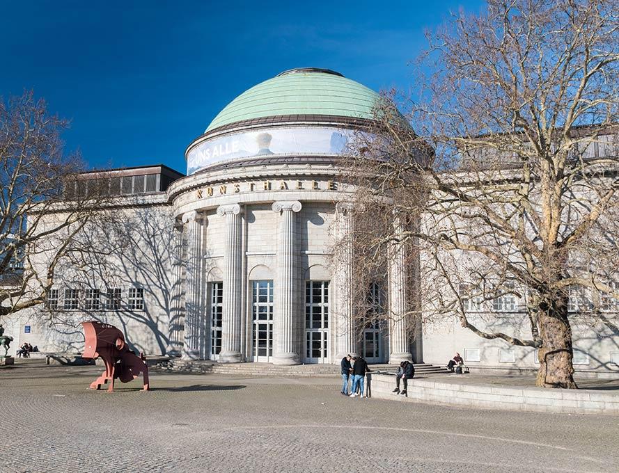 Kunst erleben in der hamburger Kunsthalle