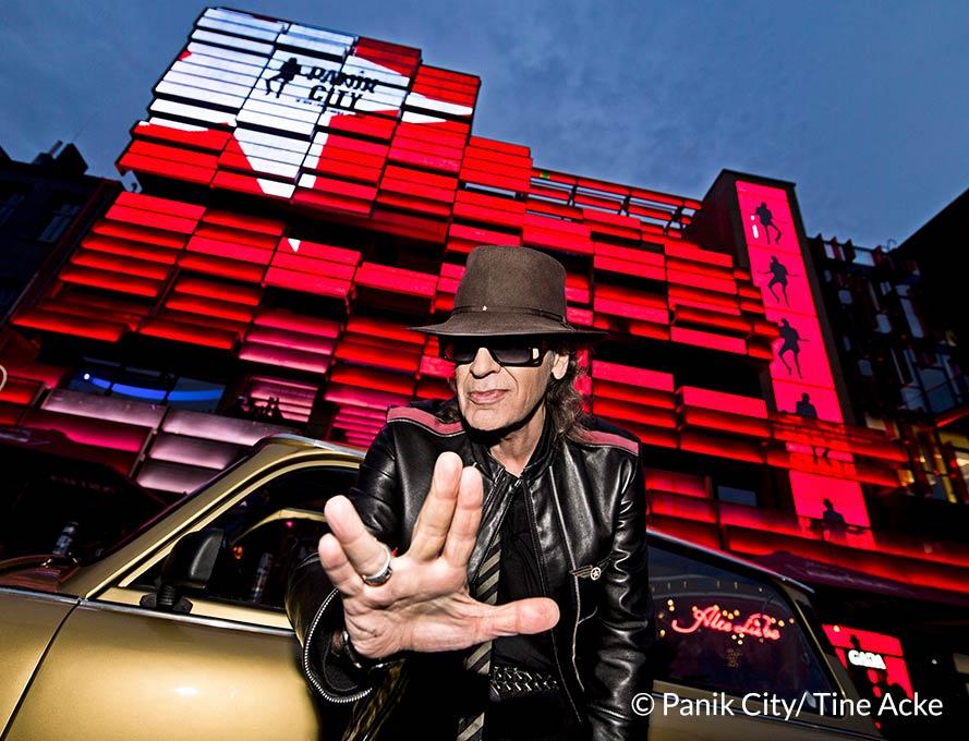Retracer virtuellement la vie rock d'Udo Lindenberg en 90 minutes - Panik City